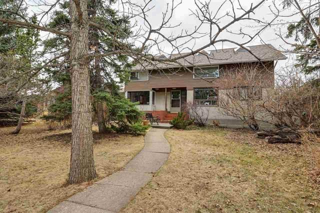 9420 143 Street, Edmonton, AB T5R 0P7 (#E4239885) :: Initia Real Estate