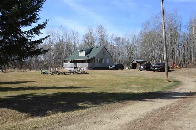 56512 Range Road 45, Rural Lac Ste. Anne County, AB T0E 0J0 (#E4239898) :: RE/MAX River City