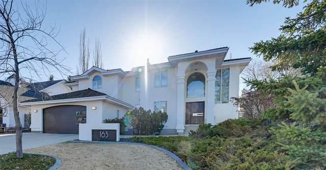 163 Osland Drive, Edmonton, AB T6R 2A1 (#E4239914) :: Initia Real Estate