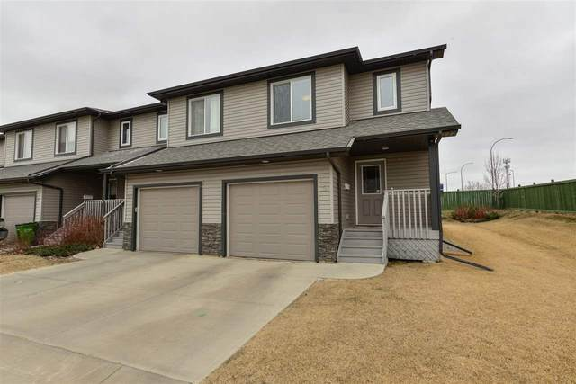 19 13838 166 Avenue, Edmonton, AB T6V 0K3 (#E4239923) :: Initia Real Estate