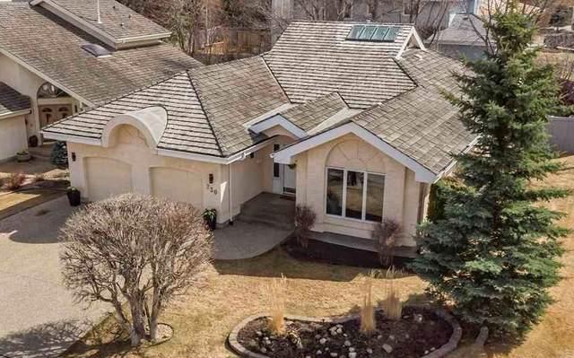 230 Omand Drive, Edmonton, AB T6R 1L4 (#E4239966) :: Initia Real Estate