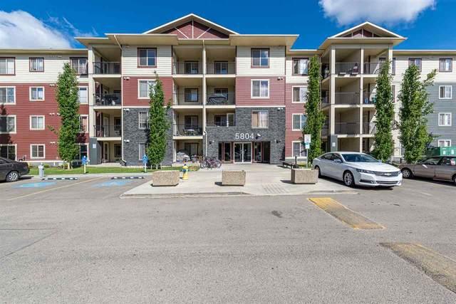 412 5804 Mullen Place, Edmonton, AB T6R 0W3 (#E4239968) :: Initia Real Estate
