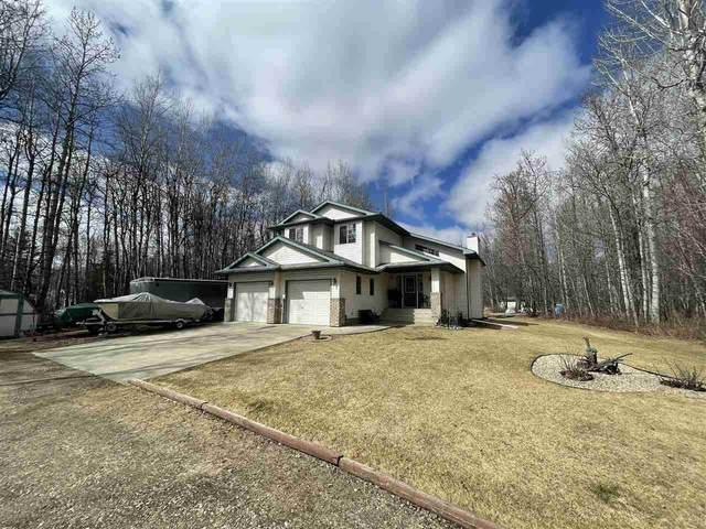 #8 49415 Par View Estates, Rural Brazeau County, AB T7A 2A2 (#E4239978) :: Müve Team | RE/MAX Elite