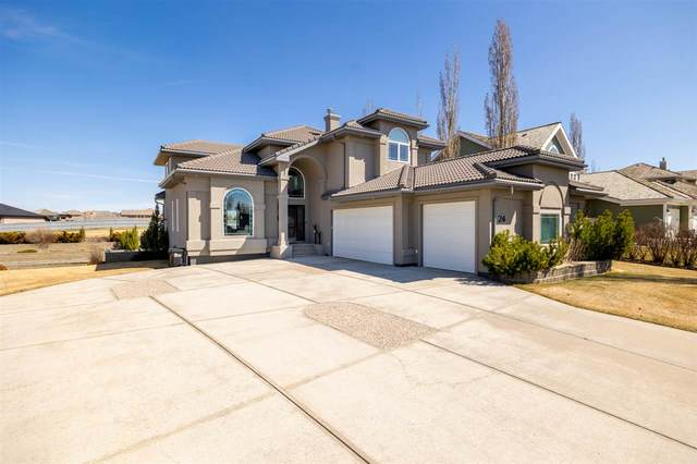 24 52304 Range Road 233, Rural Strathcona County, AB T8B 1C9 (#E4239999) :: Initia Real Estate