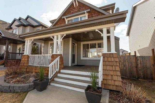262 Suncrest Road, Sherwood Park, AB T8H 0B5 (#E4240002) :: The Foundry Real Estate Company