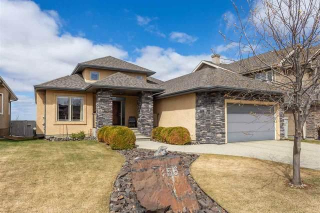 56 Kingsmoor Close, St. Albert, AB T8N 0S4 (#E4240027) :: Initia Real Estate