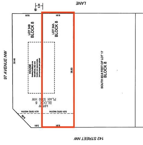 9623 142 Street, Edmonton, AB T5N 0E1 (#E4240031) :: Initia Real Estate