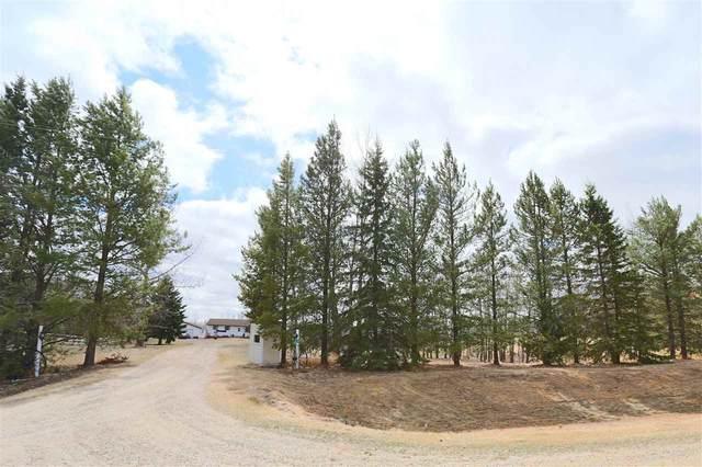 21 52330 RGE RD 24, Rural Parkland County, AB T0E 0H0 (#E4240036) :: Initia Real Estate