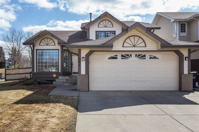 141 Meadowview Drive, Sherwood Park, AB T8H 1P8 (#E4240038) :: Initia Real Estate