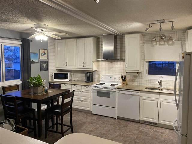 4528 55 Avenue, Lamont, AB T0B 2R0 (#E4240052) :: Initia Real Estate