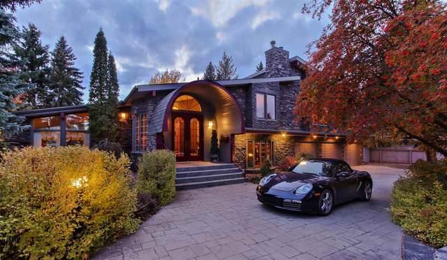 73 Westbrook Drive, Edmonton, AB T6J 2C8 (#E4240075) :: Initia Real Estate