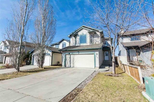 616 87 Street, Edmonton, AB T6X 1G5 (#E4240085) :: Initia Real Estate