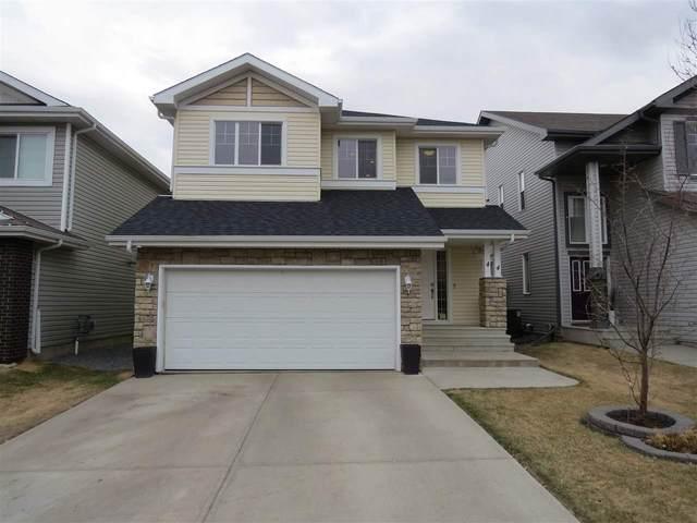 44 Vernon Street, Spruce Grove, AB T7X 0C1 (#E4240087) :: Initia Real Estate