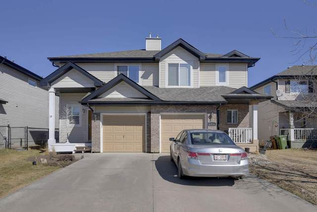 28 Nevis Close, St. Albert, AB T8N 0R7 (#E4240097) :: Initia Real Estate