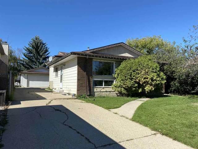 1312 35 Street, Edmonton, AB T6L 3E8 (#E4240102) :: Initia Real Estate