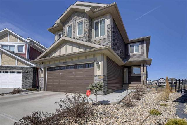 17231 47 Street, Edmonton, AB T5Y 3S3 (#E4240104) :: Initia Real Estate