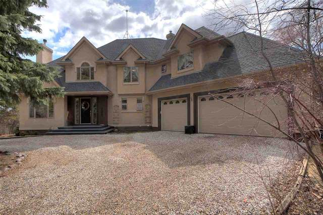 11 27107 TWP RD 510, Rural Parkland County, AB T7Y 1H6 (#E4240106) :: Initia Real Estate
