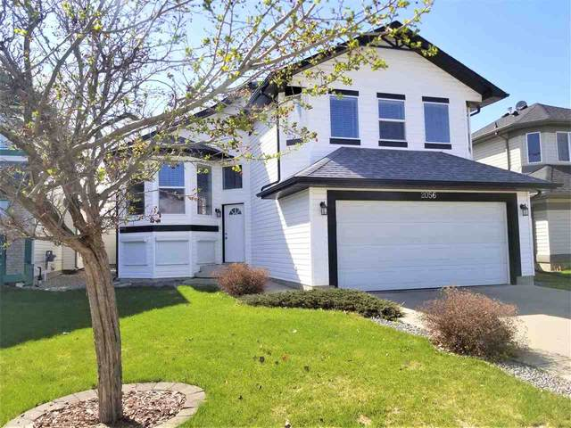 2056 Brennan Crescent, Edmonton, AB T5T 6S4 (#E4240143) :: Initia Real Estate