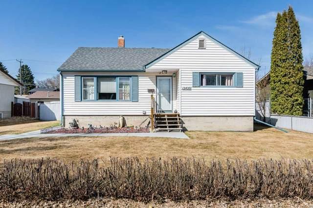 12420 79 Street, Edmonton, AB T5B 2M3 (#E4240145) :: Initia Real Estate