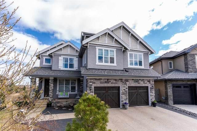 525 Callaghan Point(E), Edmonton, AB T6W 0G4 (#E4240149) :: Initia Real Estate