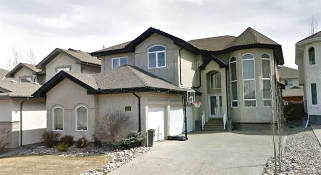 544 Hodgson Road, Edmonton, AB T6R 3G6 (#E4240182) :: Initia Real Estate