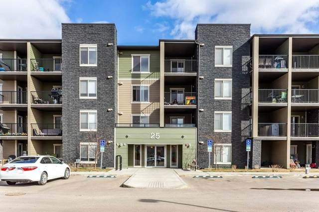 209 25 Element Drive N, St. Albert, AB T8N 7S1 (#E4240193) :: Initia Real Estate