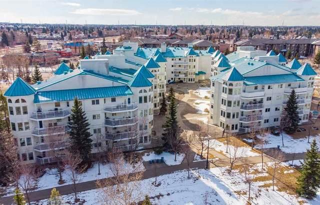 305 5204 25 Avenue, Edmonton, AB T6L 6R2 (#E4240225) :: Initia Real Estate
