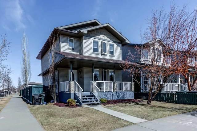 2 Vega Avenue, Spruce Grove, AB T7X 4M7 (#E4240227) :: Initia Real Estate