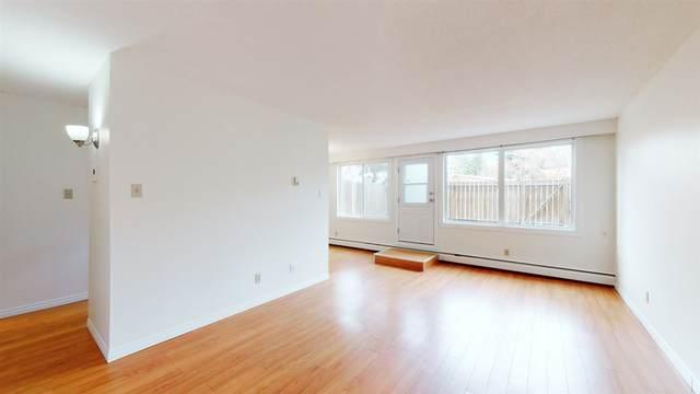 109 7835 159 Street, Edmonton, AB T5R 2E1 (#E4240237) :: Initia Real Estate