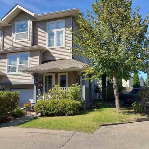 107 4415 South Park Drive, Leduc, AB T9E 8E1 (#E4240238) :: Initia Real Estate