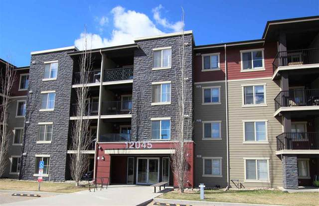 118 12045 22 Avenue, Edmonton, AB T6W 2Y2 (#E4240242) :: Initia Real Estate