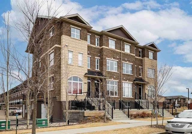 2107 Casselman Link SW, Edmonton, AB T6W 0V8 (#E4240262) :: Initia Real Estate