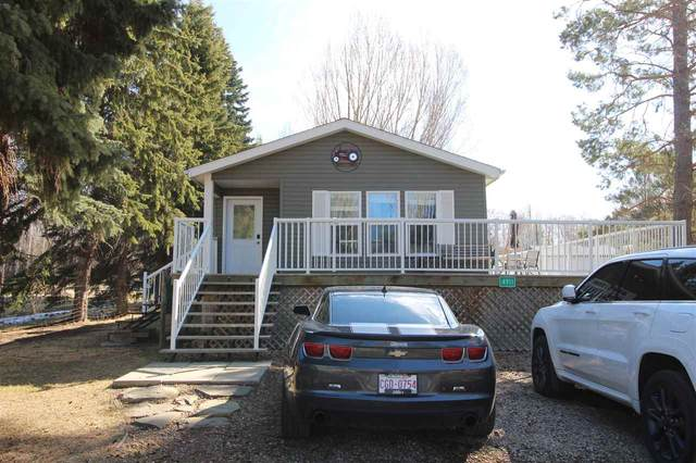 4911 51 Street, Jarvie, AB T0G 1H0 (#E4240289) :: Initia Real Estate