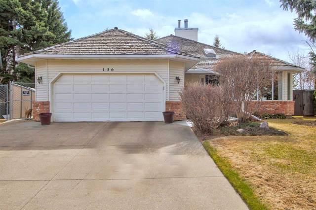 136 Wolf Willow Close, Edmonton, AB T5T 5N3 (#E4240355) :: Initia Real Estate