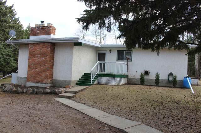 45 Sturgeon Drive, Rural Sturgeon County, AB T8L 2T2 (#E4240360) :: Initia Real Estate