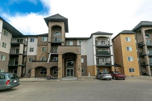 113 14612 125 Street, Edmonton, AB T5X 0B6 (#E4240369) :: Initia Real Estate