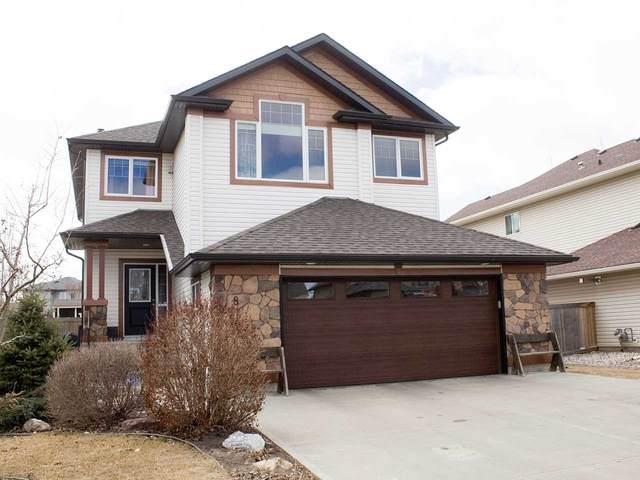 8 Heron Point(E), Spruce Grove, AB T7X 0E8 (#E4240385) :: Initia Real Estate