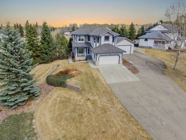 300 53302 Range Road 261, Rural Parkland County, AB T7Y 1A7 (#E4240404) :: Initia Real Estate