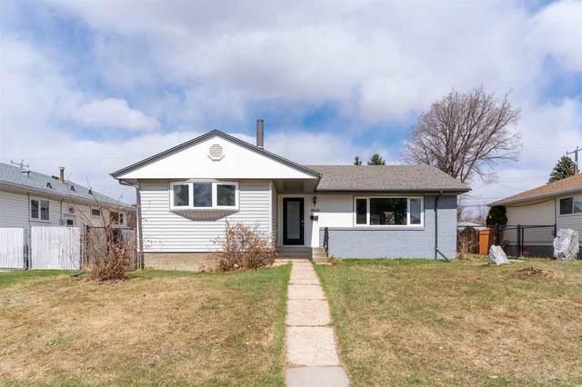 4616 104A Avenue, Edmonton, AB T6A 0Z4 (#E4240415) :: Initia Real Estate
