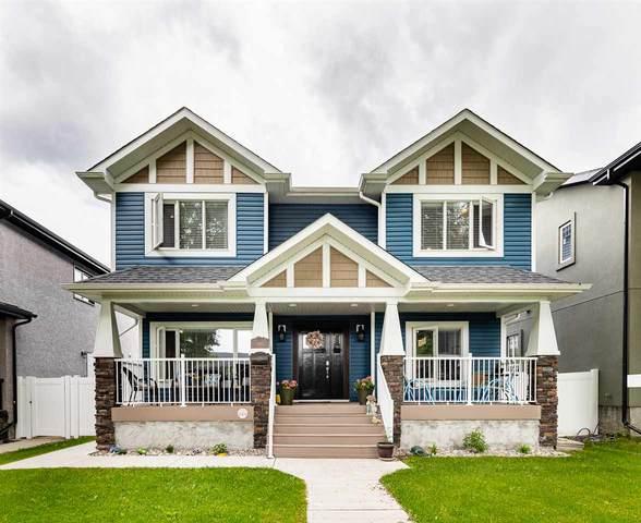 10972 73 Avenue, Edmonton, AB T6G 0C2 (#E4240426) :: Initia Real Estate