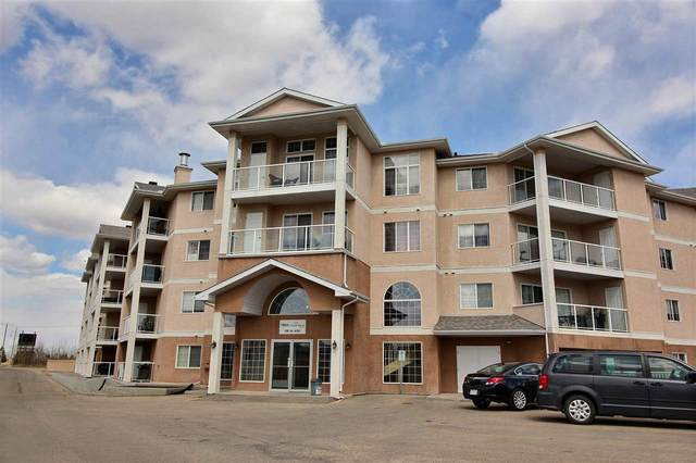 416 7801 Golf Course Road, Stony Plain, AB T7Z 0C7 (#E4240437) :: Initia Real Estate