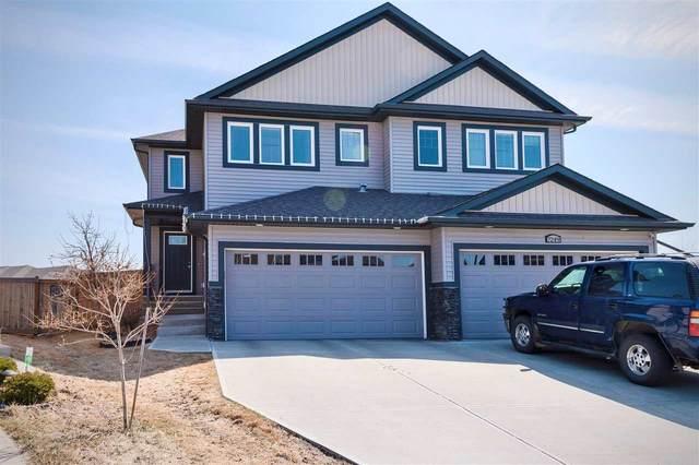 7247 Armour Crescent SW, Edmonton, AB T6W 2S1 (#E4240443) :: Initia Real Estate