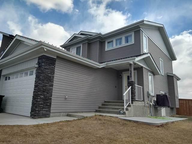 200 Aston Point(E), Leduc, AB T9E 1H9 (#E4240457) :: Initia Real Estate