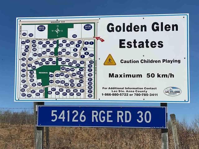 16 54126 RGE RD 30, Rural Lac Ste. Anne County, AB T0E 0A0 (#E4240458) :: Initia Real Estate