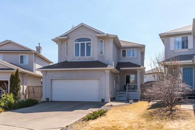 3715 162 Avenue NW, Edmonton, AB T5Y 3G3 (#E4240469) :: Initia Real Estate