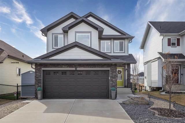 5904 64 Street, Beaumont, AB T4X 1Z1 (#E4240481) :: Initia Real Estate