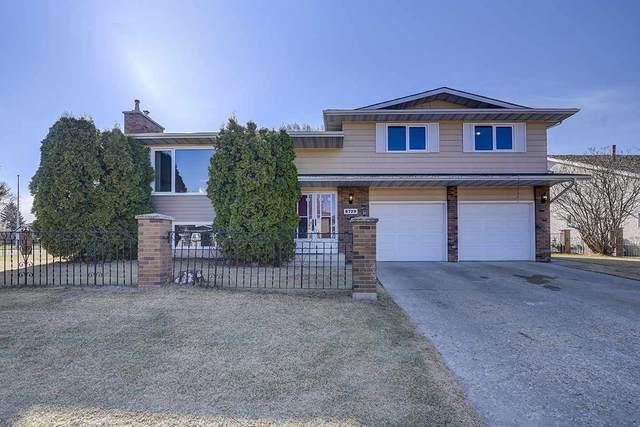 8729 100 Avenue, Fort Saskatchewan, AB T8L 2Y6 (#E4240495) :: Initia Real Estate