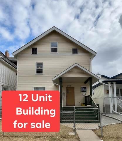9631 106A AV NW, Edmonton, AB T5H 0T1 (#E4240497) :: Initia Real Estate