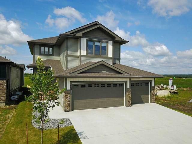 35 Dillworth Crescent, Spruce Grove, AB T7X 0E6 (#E4240507) :: Initia Real Estate