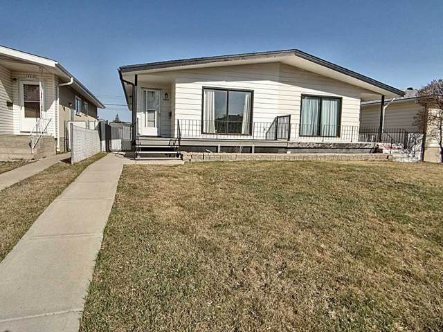 13517 119 Street, Edmonton, AB T5E 5M9 (#E4240508) :: Initia Real Estate